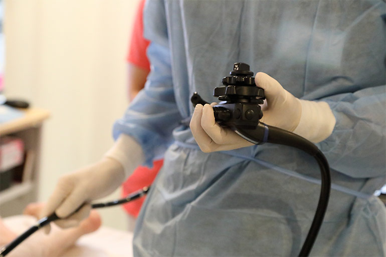 血便が出た便潜血陽性後の検査