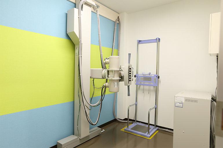 注腸X線検査