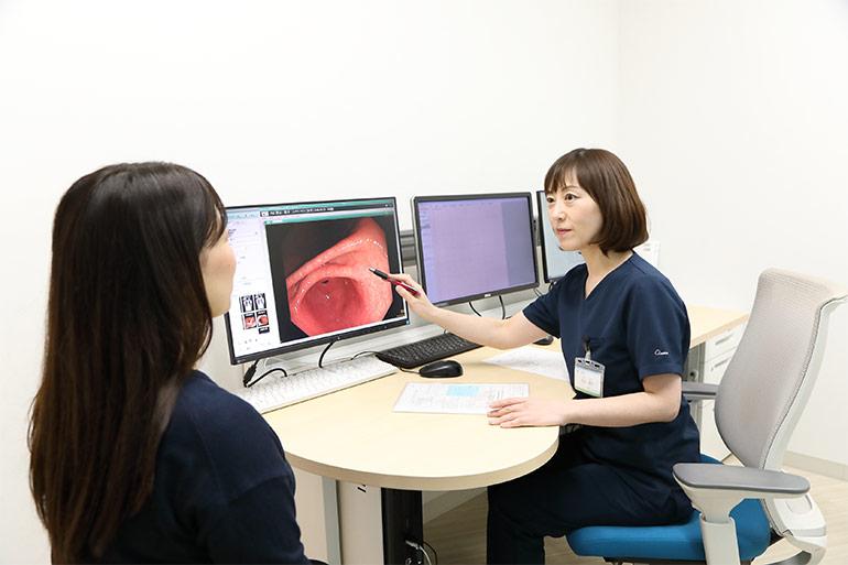 40歳を過ぎたら大腸内視鏡検査をおすすめします