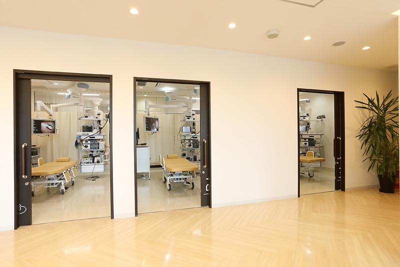 内視鏡室3室