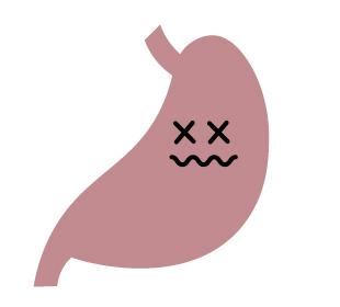 胃炎の原因と種類について