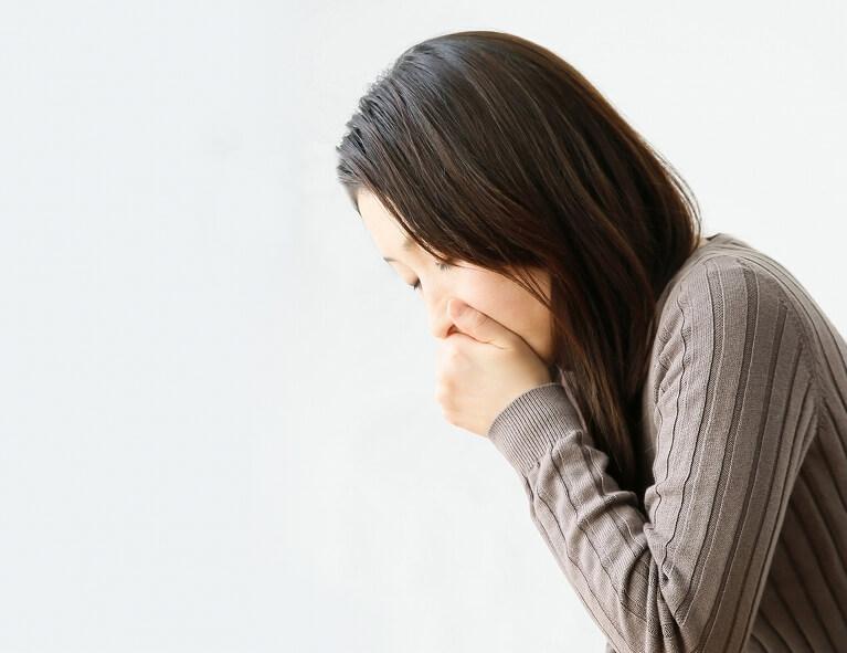 食中毒やウイルス性胃腸炎
