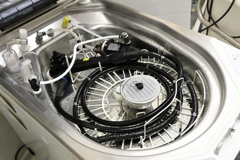 手洗い洗浄・内視鏡洗浄器